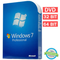 China OEM Pack Windows 7 Professional Retail Box Windows 7 Pro Full Version Multi Language supplier
