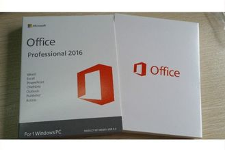 China Original COA Sticker Microsoft Office 2016 Pro Genuine Plus Operating System supplier