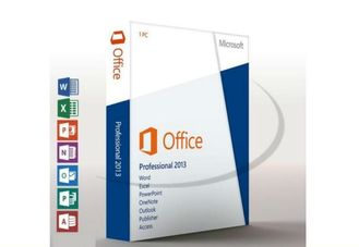 China Original Ireland Microsoft Office 2013 Professional Retail Full Version supplier