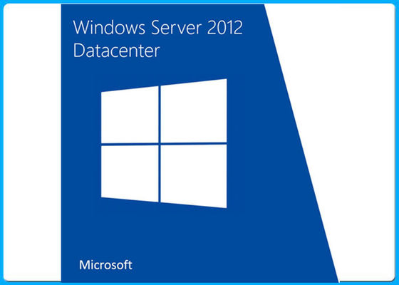 China Online Activated Windows Server 2012 R2 Datacenter With Original 32 / 64 Bit Disk supplier