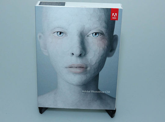 China Adobe Photoshop Cs6 Extended Full Version , Graphic Drawing Software For Mac supplier