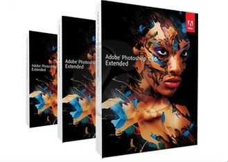 China Genuine Adobe Photoshop Cs6 Extended Product Operating System Language Pack supplier