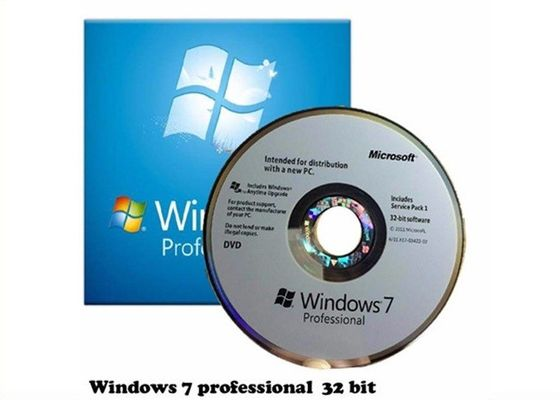 China Anti Fake Microsoft Windows 7 Key Code OEM License Genuine Software PRO Version supplier