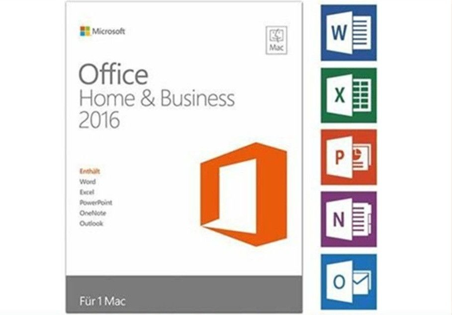 Genuine Key Card Microsoft Office 2016 Pro Plus Retail Box With 3.0 Usb