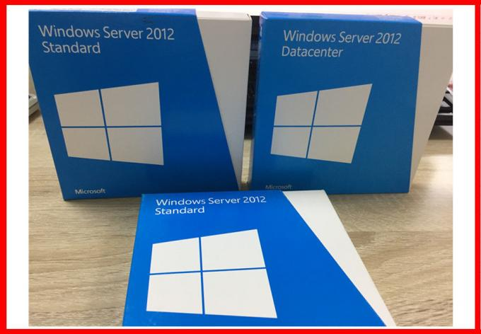 Standard Microsoft Windows Server 2012 Datacenter Genuine COA License
