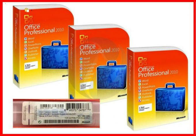 Microsoft Office Key Code microsoft 2010 professional plus DVD retailbox activated online