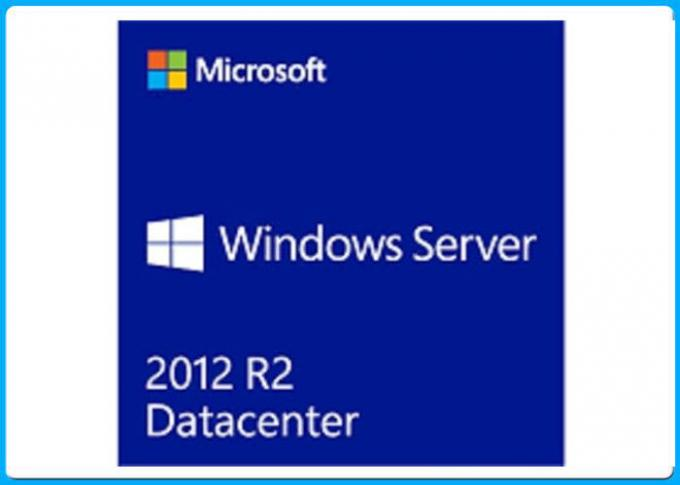 Windows Server 2012 Datacenter With ORIGINAL 32 Bit / 64 Bit Disk And COA