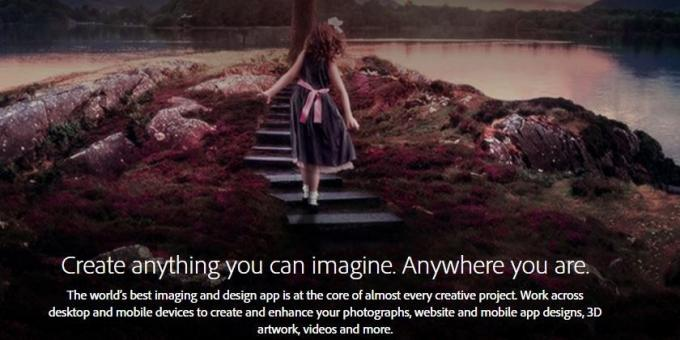 Advertising Adobe Photoshop CS6 Industry Standard Graphic Design Software For PC